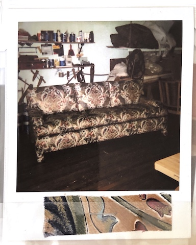 1992 Sofa Reupholstered by Vegas Upholstery