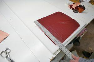 Foam cutout 1/ www.vegasupholstery.com