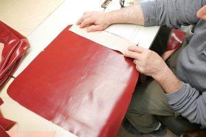 Sewing Cushion Pt.1 / www.vegasupholstery.com