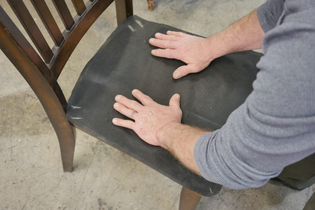 Dust Cover for chair
