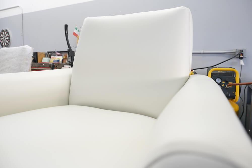 White palms Chair
