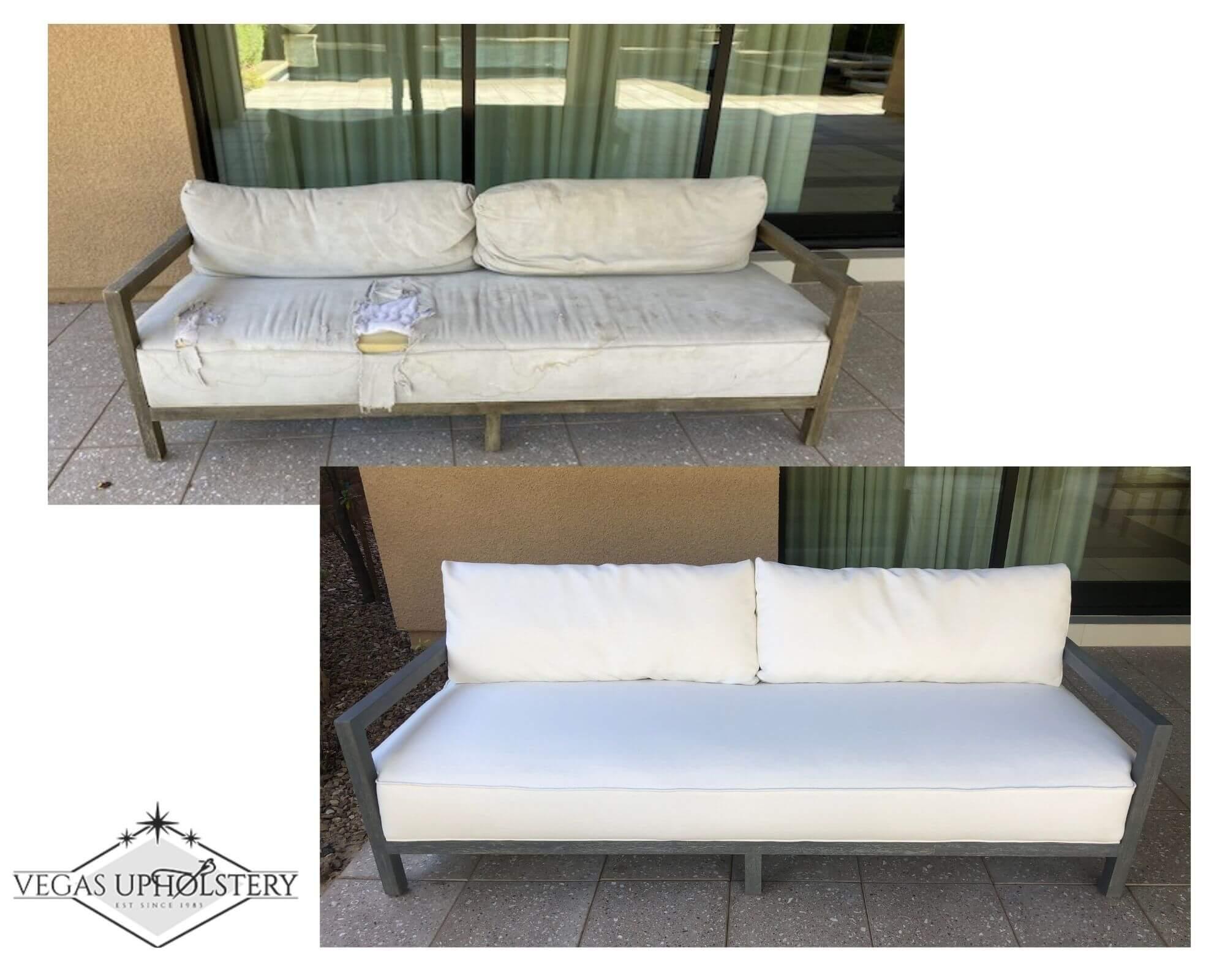 Vegas upholstery Patio Set