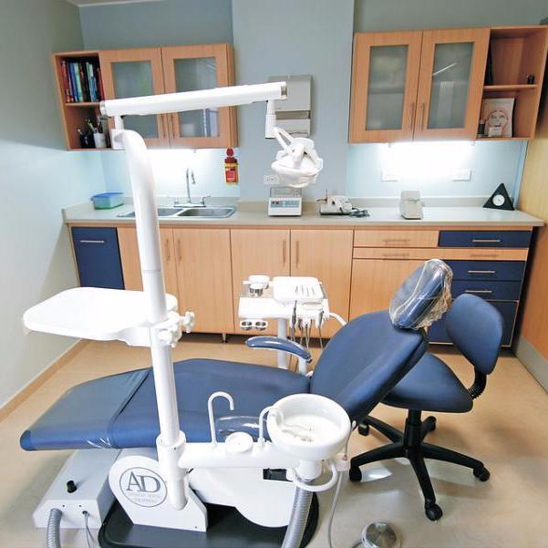Vegas upholstery Dentist Chair