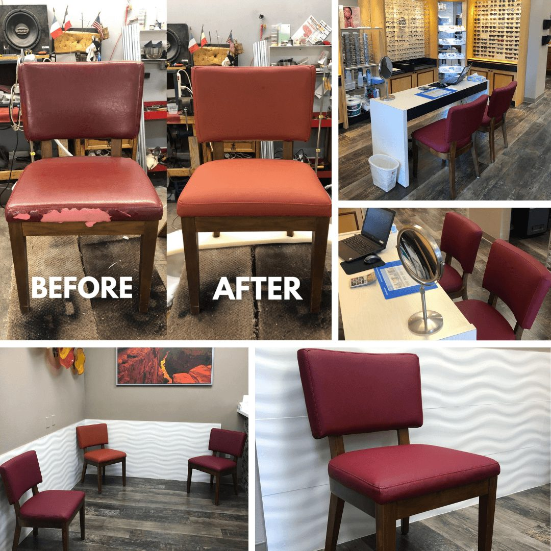 Retail office Furniture Upholstery