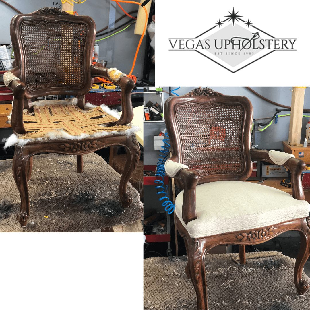 Vintage Chair Reupholstery