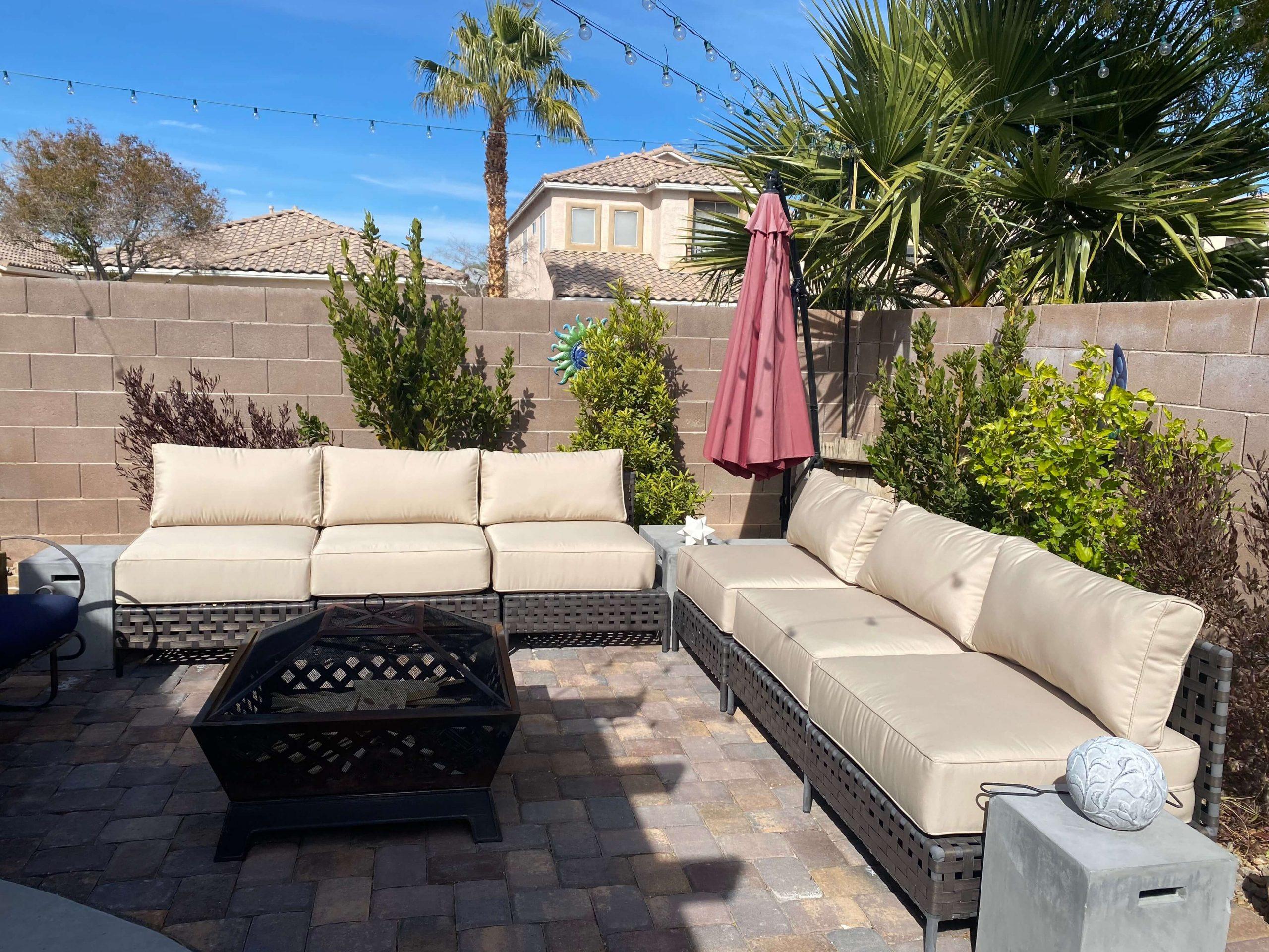 Vegas Upholstery Patio Cushion Upholstery
